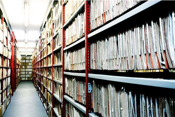 The reform of Archives New Zealand
